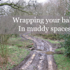 wrapping in mud