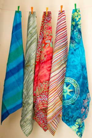 furoshiki cloths